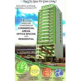 Rent to Own Condo @ Mandaluyong Boni Avenue *refundable reservation fee*