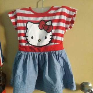 Hello Kitty Dress/Top