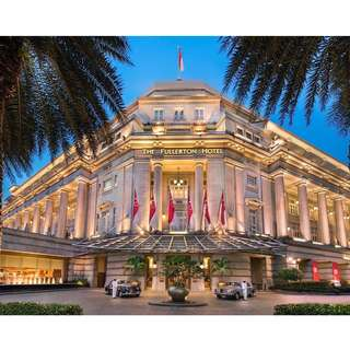 The Fullerton Hotel Weekend Staycation Deals