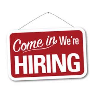 Now hiring - Sales Executive / Purchasing / Coordinator