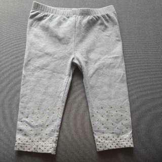 Baby Girl Legging 12-18months