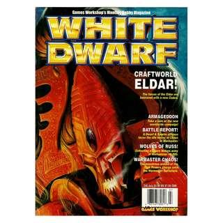 Pre-Owned - Magazine - White Dwarf  #246, #247, #248, #249, #250 (Magazine Only)