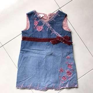 Monsoon denim dress