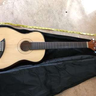 Acoustic Small Guitar