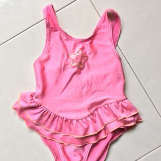 adams pink swimsuit