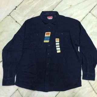 Wrangler Mens Fleece Jacket