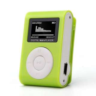 MP3 PLAYER CLIP @ $1 Only