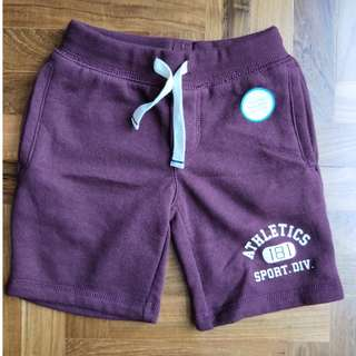 BN Carter's Shorts (4-years old)