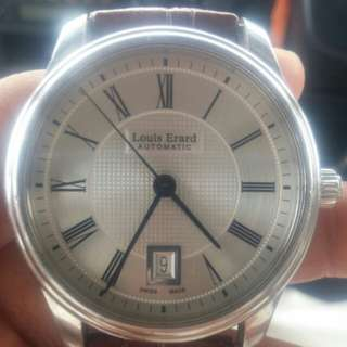 Louis Erard Heritage 69257AA21.BDC02 (Automatic)