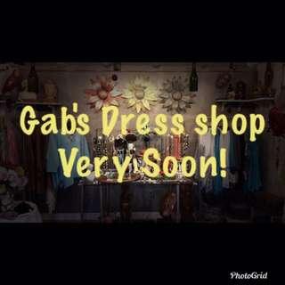 Dress shop SOON!