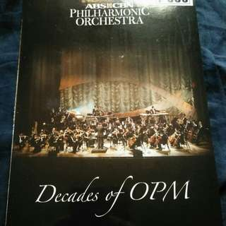 ABS-CBN Philharmonic Orchestra-Decades of OPM