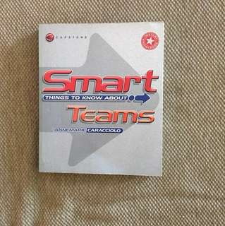 Smart things to know about teams