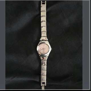 Swatch lady Flower watch