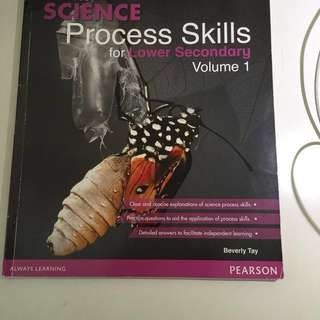 All about science process skills