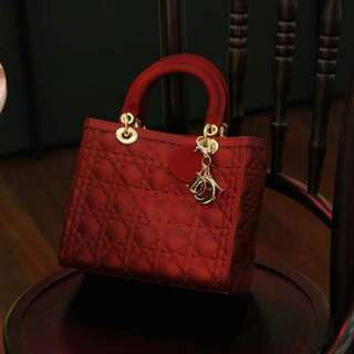 Dior Jelly Bag (wechat: Strawmint)