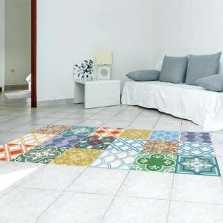 Tiles Sticker  💰 💵single PVC[3] Tiles Sticker  💰