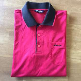 Ellesse Polo Shirt LS