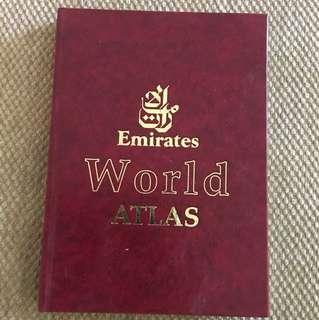 Emirates world atlas