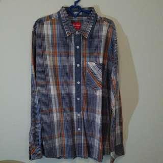 preloved Kickers shirt ori M reg fit 90%