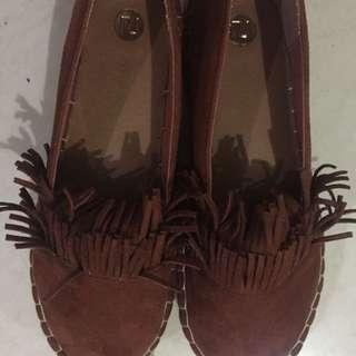 Flatshoes etnic