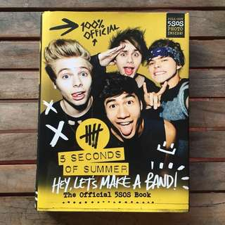 HEY LET'S MAKE A BAND by 5 Seconds of Summer