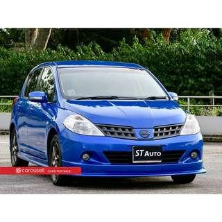 Nissan Latio 1.5A Sports