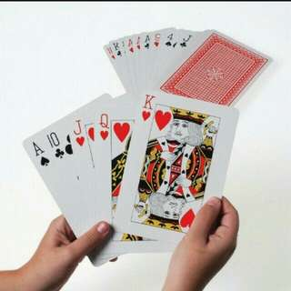 ~New Instock~ Giant Playing Cards
