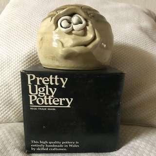 Handmade Pretty Ugly pottery