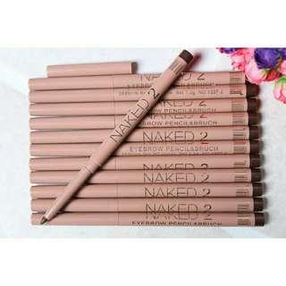 Retractable Pencil Dark Brown