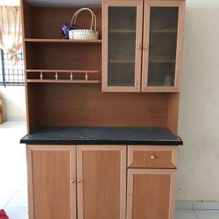 Solo Kitchen Cabinet