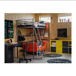 Ikea高腳床架