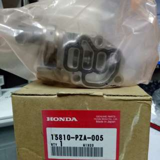 Old School Honda Civic V-tec Spool Valve Assy, Original.                                                                        Model:ES 2003∼2005 (Hybrid), Details is picture No 2 & 3