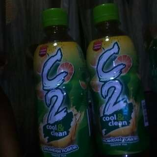 C2 DALANDAN GREEN TEA FLAVOR 355ml per piece