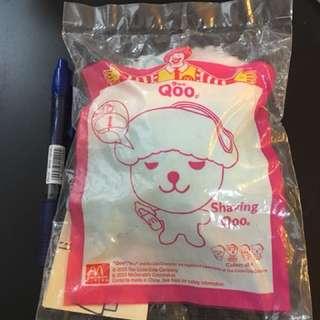 A 麥當勞兒童餐(Qoo公仔)