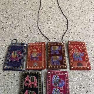 Indian Mobilephone Bag
