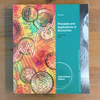 Economics 4 textbook bundle - SAVE $$$