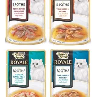 Fancy Feast Broth