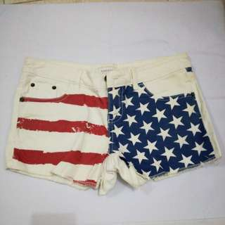 Preloved Hotpants forever 21