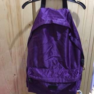 Agnes b 紫色背囊