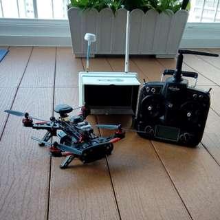 Walkera Runner 250 Advance w/ GPS and LCD Monitor