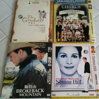 English favourites movies for CNY watching