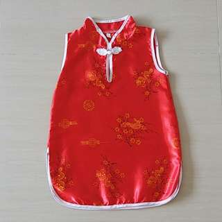 Chinese new year dress