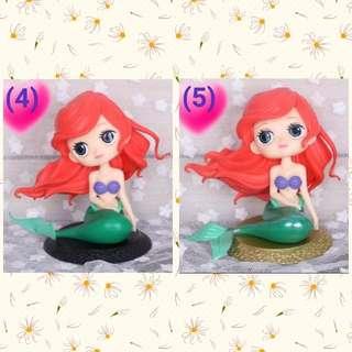 Ariel Mermaid Princess Topper