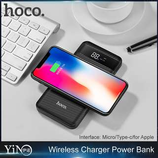 XUNDD WIRELESS CHARGER+POWERBANK(10000MAH)