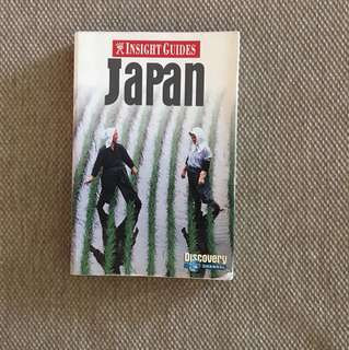 Insight guide to Japan