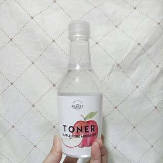 Organic Apple Toner