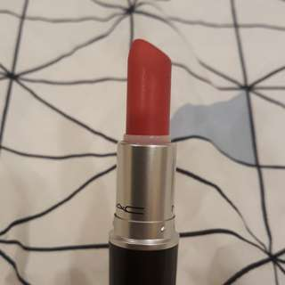 MAC All Fired Up Lipstick
