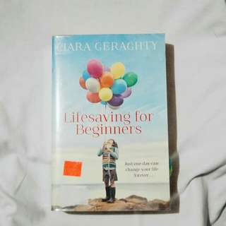 Lifesaving for Beginners by Clara Geraghty