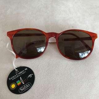 Safilo branded sunglasses