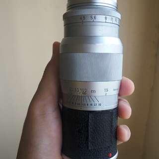 Leica Hektor 135mm f4.5 (M mount)